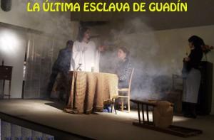 Escena La última esclava de Guadín